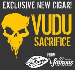 VUDU Sacrifice by J. Fuego