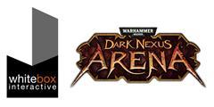 Whitebox Interactive & Dark Nexus Arena Logos