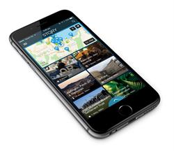 AREA360 STQRY App