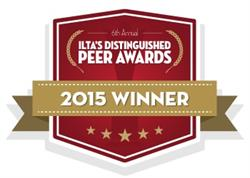 ILTA's Distinguished Peer Award Winner