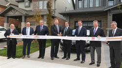 Net Zero Grand Opening - Reid's Heritage Homes