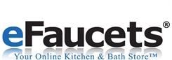 eFaucets logo