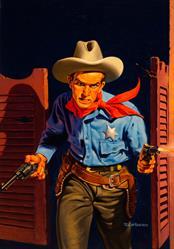 Thrilling Western Magazine, Sheriff