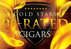Gold Stars: 96-Rated Cigars