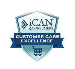 Customer Care Seal of Approval