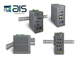 Industrial DIN Rail PC