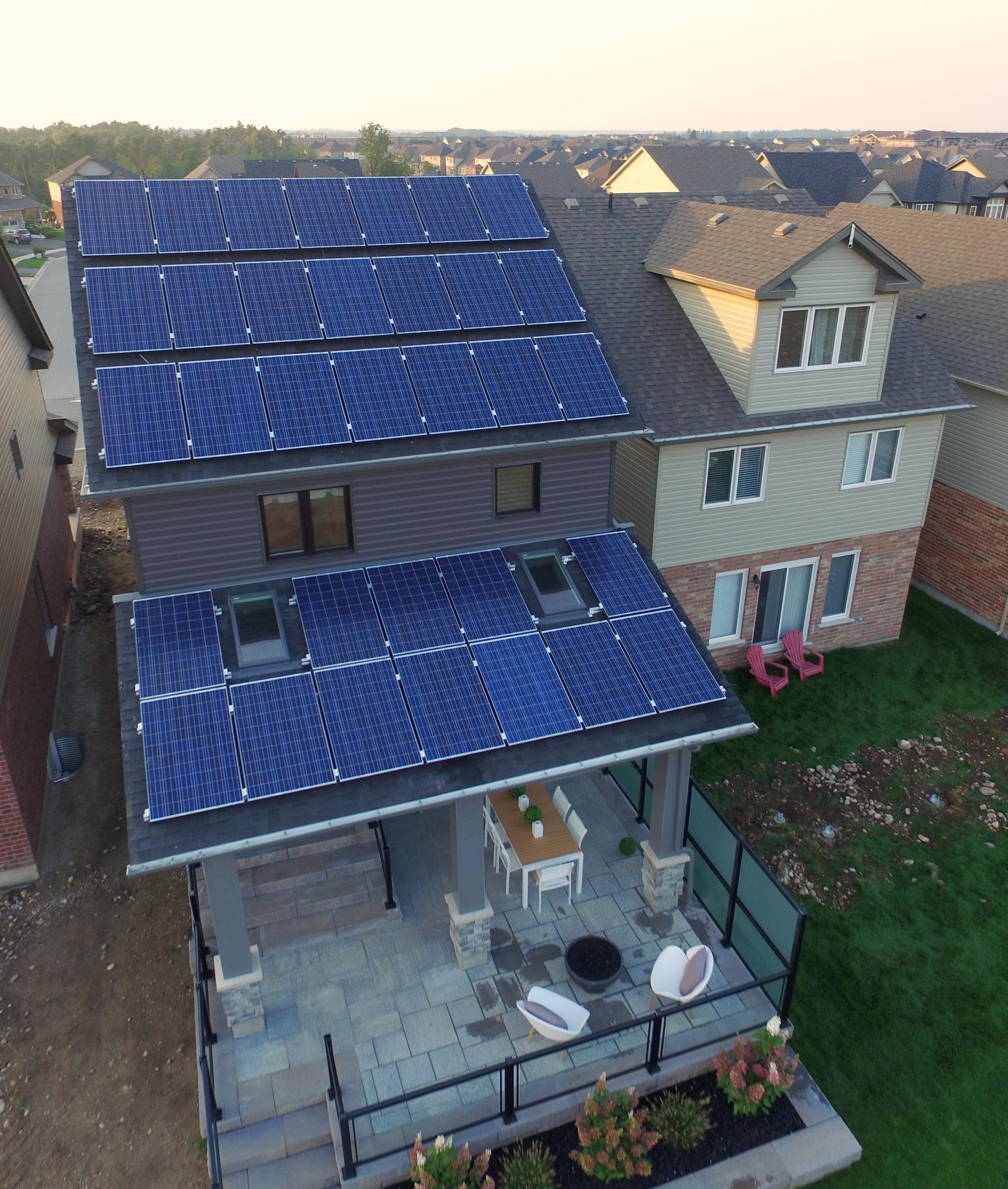 Reid 39 s heritage homes invites public to tour net zero for Net zero energy homes