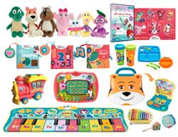 All New Baby Genius Products Launch on Amazon.com