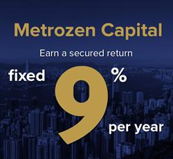 Metrozen, Metro Zen, Metrozen Capital, Metro Zen Capital, Syndicated Mortgage, investments