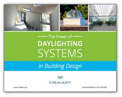 Free e-book: The Power of Daylighting Systems in Building Design