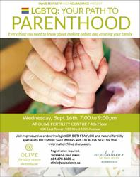 Olive Fertility LGBTQ: Path to Parenthood