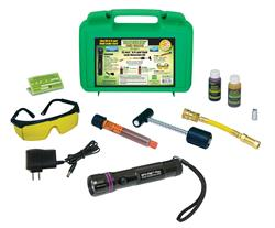 TP-8657 EZ-Ject A/C and Fluid Kit pinpoints leaks in A/C and fluid systems
