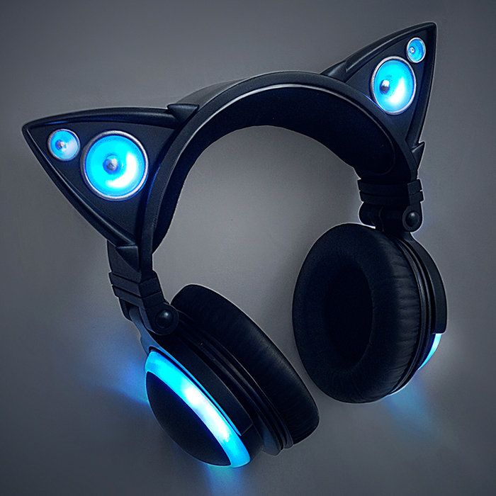 Much Anticipated Cat Ear Headphones Now Available For Pre