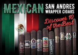 Mexican San Andres Cigars: Discover 10 of the Best
