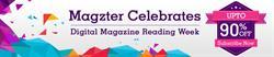 Magzter's Digital Reading Week Sale