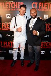 CT Fletcher with Vlad Yudin