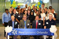 NeoSystems Corp, Back Office Support, Orlando, IT, MAS, UCF, Enterprise Orlando