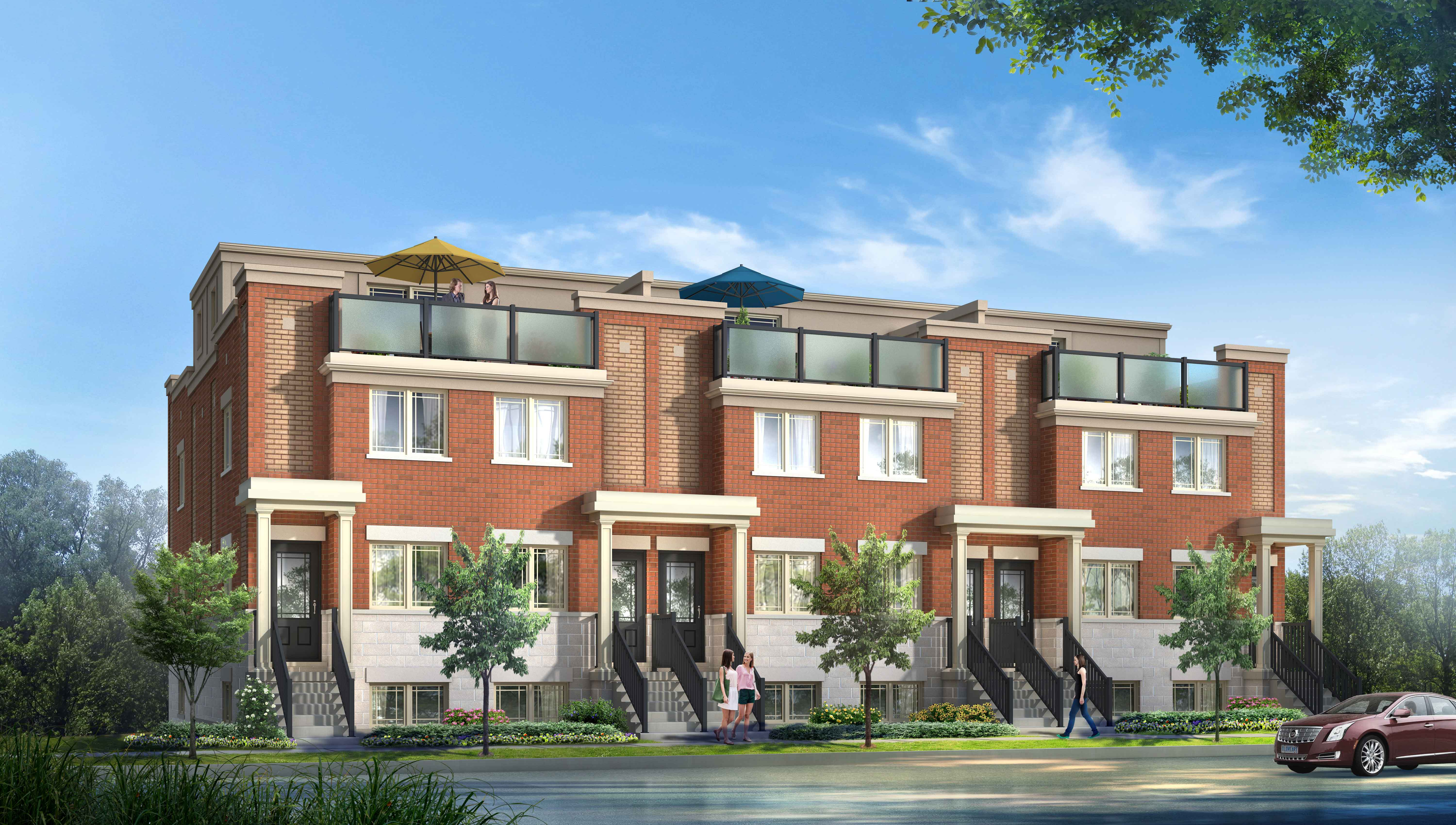 Williamsburg Towns Is Coming Soon To Kitchener