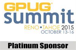 GPUG Summit 2015 Platinum Sponsor
