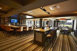 The Tavern 91 and Island Grille at Kingwood Country Club at The Clubs of Kingwood in Kingwood, Texas, offers the perfect spot for members to unwind and catch up on the latest sporting events.