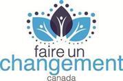 Faire un Changement Canada logo