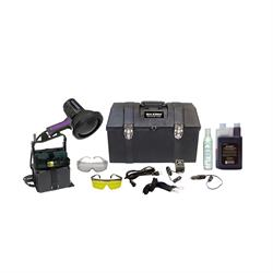 MLK-35MA Aviation Kit with 12-V battery pack and AC and DC cord sets