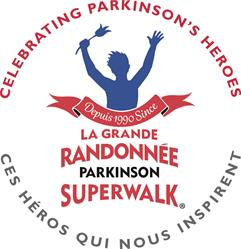 SuperWalk 25th anniversary crest