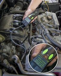 TP-9364 PRO-Alert IR electronic refrigerant leak detector diagnosis leaks in heavy duty vehicles