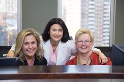 My Plastic Surgeon all female staff with Dr. Leila Kasrai