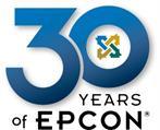 Epcon 30 Years logo