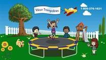 Vikan Trampolines Logo
