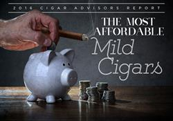 The Most Affordable Mild Cigars