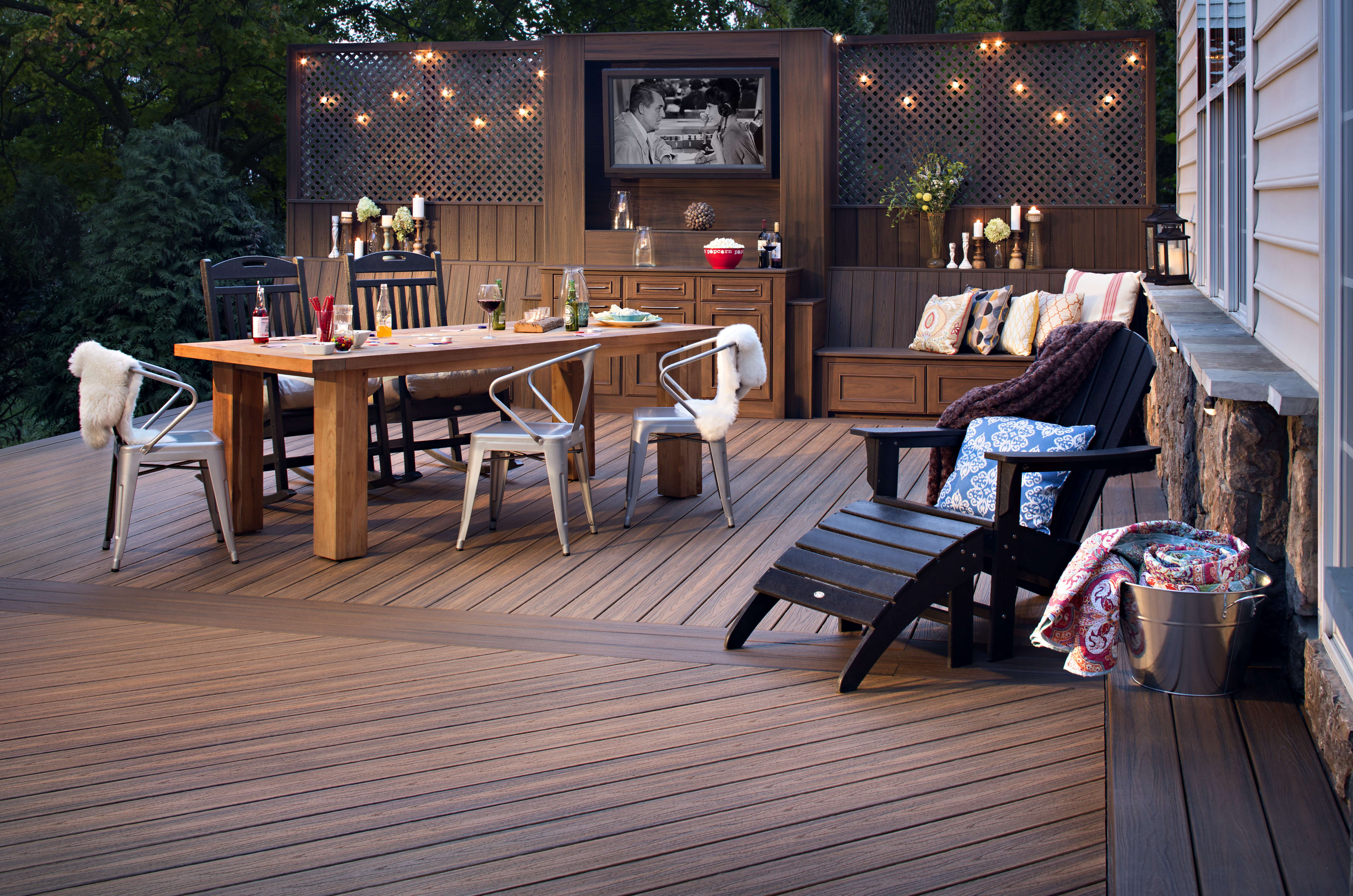 Top Outdoor Living Trends For 2016 Nyse Trex