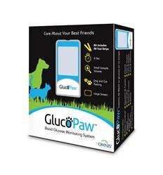Glucopaw Meter Packaging
