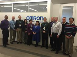 Spectrum Sales and Omron Electronic Components