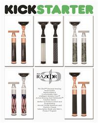 PHI Razor™ on Kickstarter