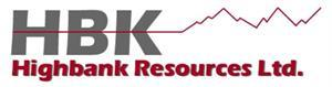 Highbank Resources Ltd.