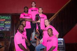 CJ Mosley, Kendrick Lewis, Bryden Trawick, Paul Pitcher, Micah Terrill, Bret Hart, Courtney Tolson