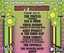 The Happy Together Tour Live at the OC Fair