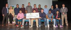 H&R Block Budget Challenge classroom grant winners from Clements High School