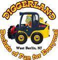 Diggerland USA - a construction theme park