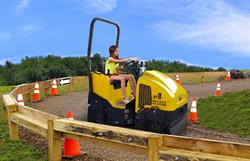 Diggerland Shake N' Roll Attraction