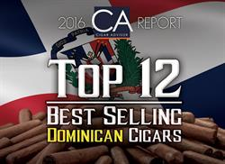 Top 12 Best Selling Dominican Cigars