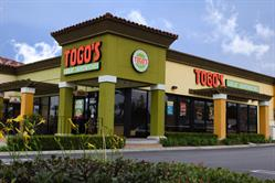 Togo's sandwich franchise