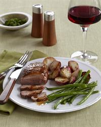 Duck Breast with Honey Sauce