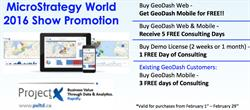 MicroStrategy World February Promotion