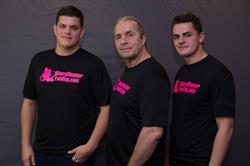 Dallas Hart, Bret Hart, Blade Hart