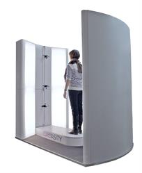 Cappasity Full-body 3D Scanning booth