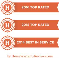 American Home Shield given high customer service and satisfaction ratings for third year in a row.