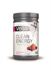 Vega Clean Energy Berry Infusion Medium Tub